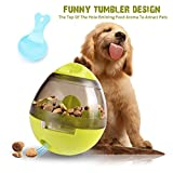 Pet Feeder Ball Dog IQ Treat Dispenser Interactive Toy For Dogs & Cats Prefect For Fun Training Self-feeder Activity