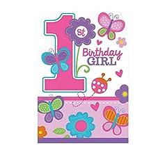 Convite a cumpleaños infantil 8 Invitaciones con sobre para ...