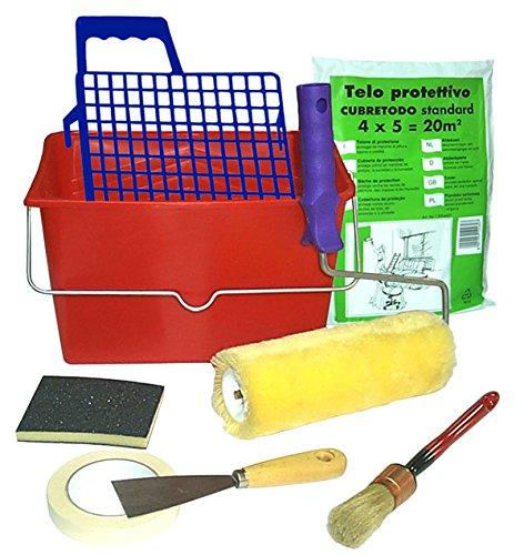 RULO - Kit Pintar Profesional 8 Pzas Rulo