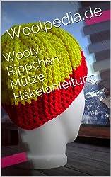 Wooly Rippchen Mütze Häkelanleitung