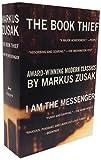The Book Thief/I Am the Messenger Paperback Box Set, Markus Zusak, 0553513141