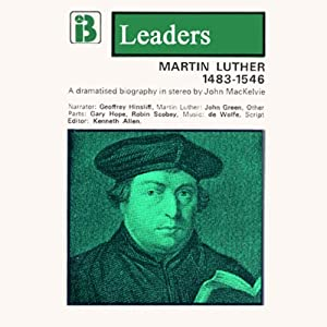 Martin Luther Performance
