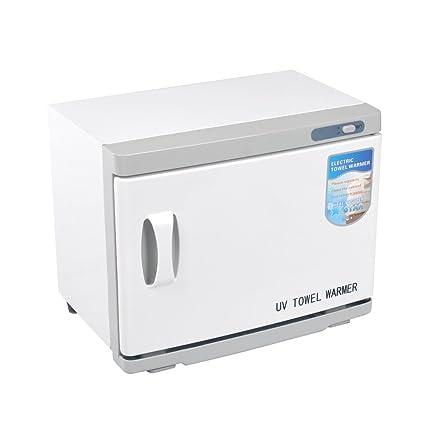 acefox 23L UV Toalla Tzu – Calentador de toallas Luz esterilizador – Toallero Wellness Peluquería Salon