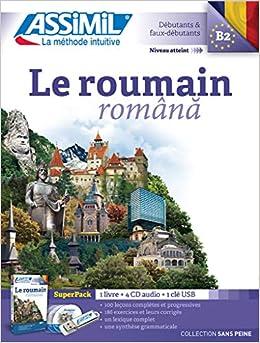 Superpack Usb Roumain Livre 4 Cd Audio 1cle Usb Nico Ilutiu Vincent Livres Amazon Fr
