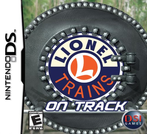 (Lionel Trains: On Track - Nintendo DS)