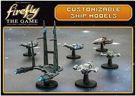 Firefly: The Game: Ship Set: Amazon.es: Juguetes y juegos