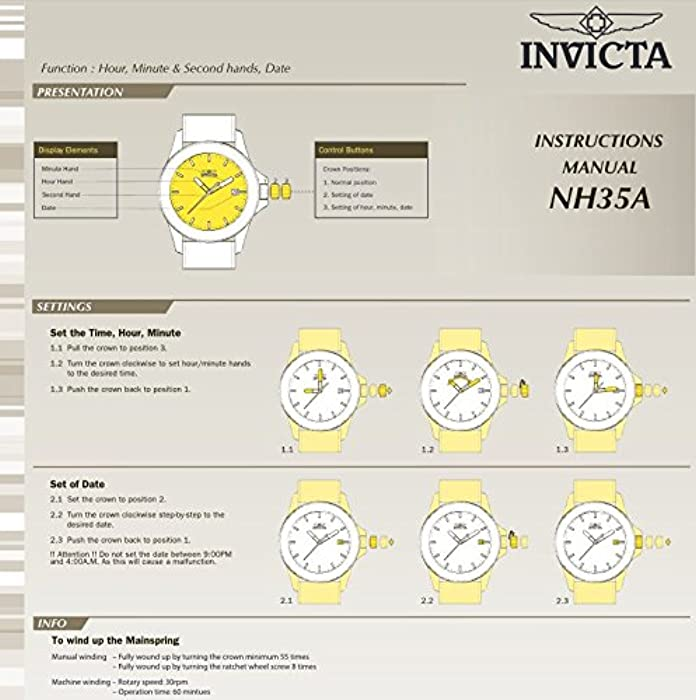 Invicta Men 8930 Pro Diver Collection Automatic Watch