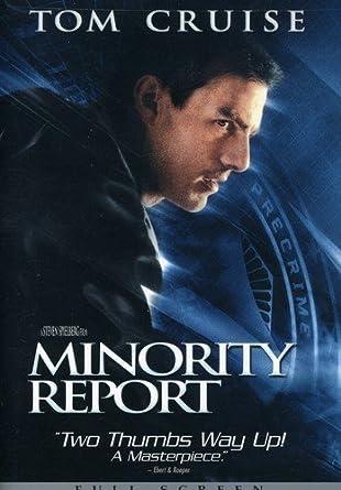 Patrick Kilpatrick Minority Report