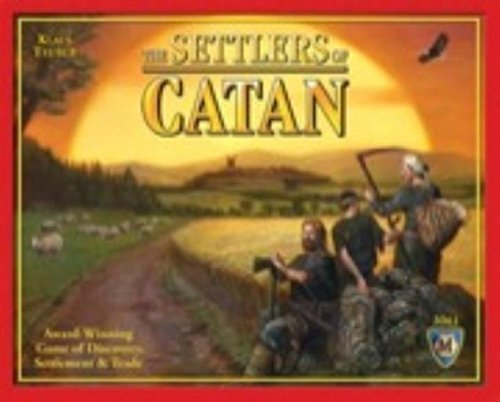 Settlers of Catan, The (Revised Edition) SW by Catan Studios