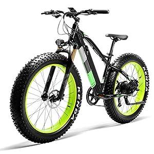 518Ki30u%2BGL. SS300 LANKELEISI XC4000 Wholesale Tire City Bicicletta elettrica per Adulti e Bicicletta ausiliaria 500W 36V 18AH Mountain…