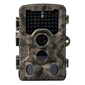 Crenova Trail Camera 0.6s Trigger 16MP 1080P