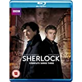 Sherlock: Series - Season 3