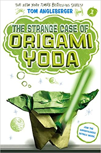 The Strange Case of Origami Yoda (Origami Yoda Books ...
