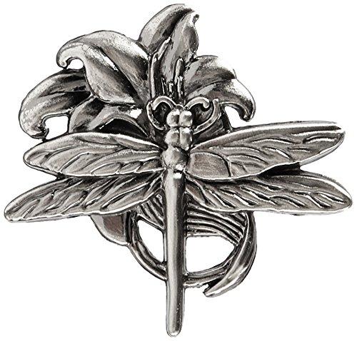 - Concho Antique Silver Screwback 1.25