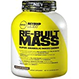 GNC Beyond RAW Re-Built Mass - Chocolate Brownie