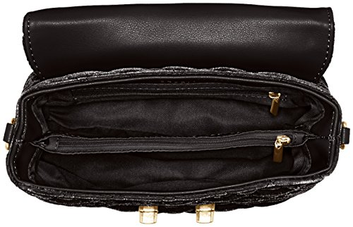 Shoulder Bag Women's 087ea1o045 ESPRIT Black gvPwX0