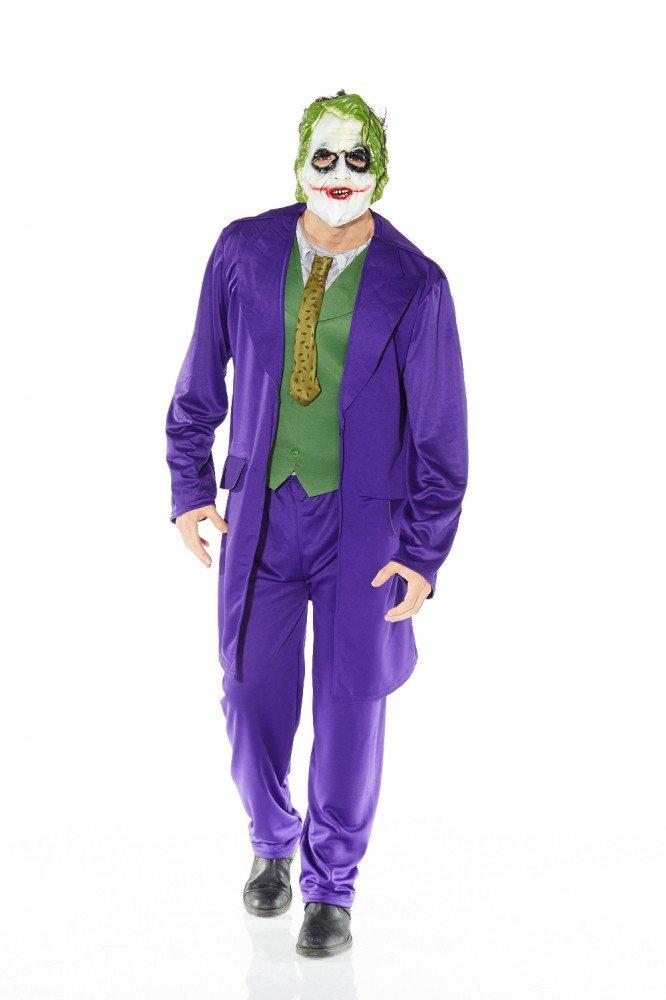 Costume da uomo JOKER Batman - The Dark Knight XL