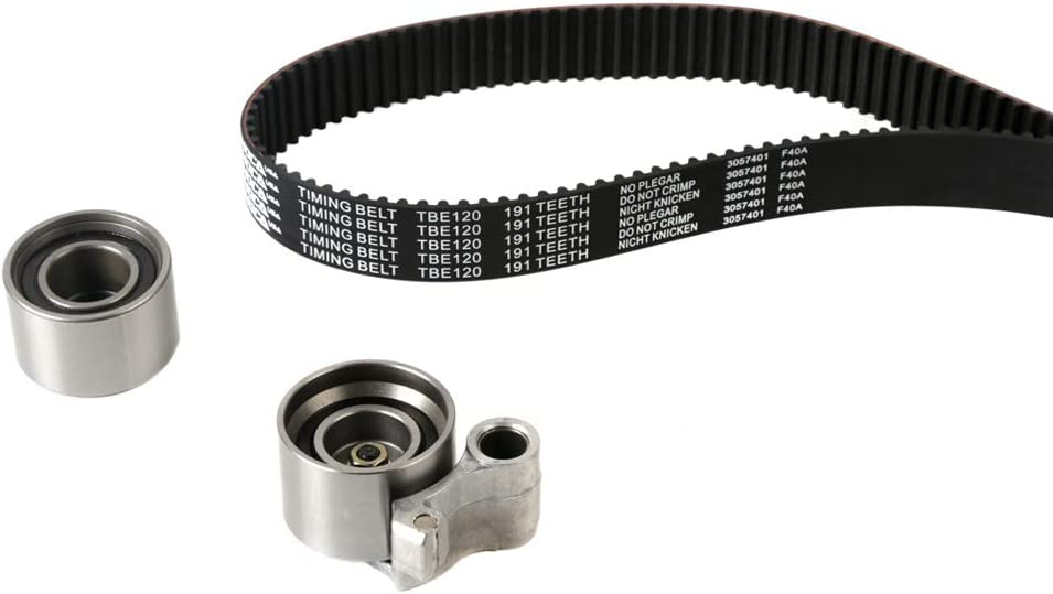 Timing Belt Kit W//Water Pump Compatible with 1995-2004 for Toyota Tacoma丨1995-1998 for Toyota T100丨1996-2002 for Toyota 4Runner 丨2000-2004 for Toyota Tundra 3.4L 24V