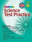 Science Test Practice, Grade 6