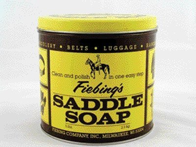 Fiebing 088-20020/SOAP81T00 Yellow Saddle Soap Paste / Size (5 lb.) by Fiebing ()