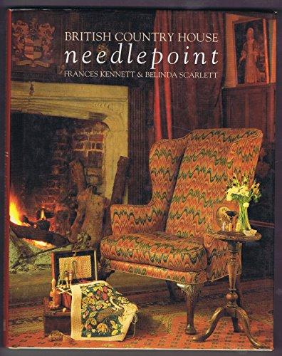Needlepoint Sampler (British Country House Needlepoint)