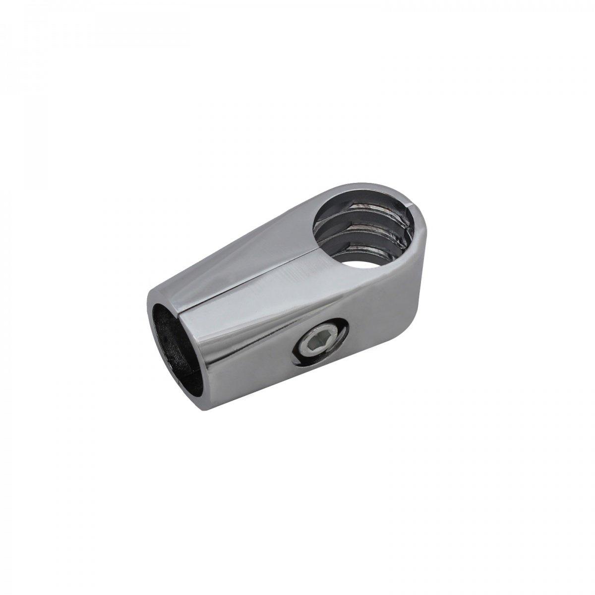 T-St/ück 90/° 25mm Chrom Rohrverbinder Relingverbinder Reling Beschlag Stangen Verbindung 2-01