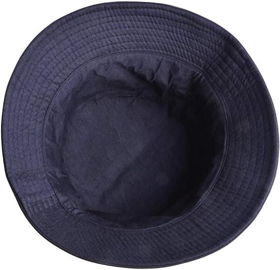 Chapeau Bob/Femme Coton Pliable Mignon Grenouille Seau Chapeau Cr/ème Solaire Casquette De P/êcheur P/êche en Plein Air Chasse Chapeau De Soleil Chapeaux