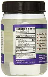BetterBody Foods - Organic Extra Virgin Coconut Oil 15.5oz