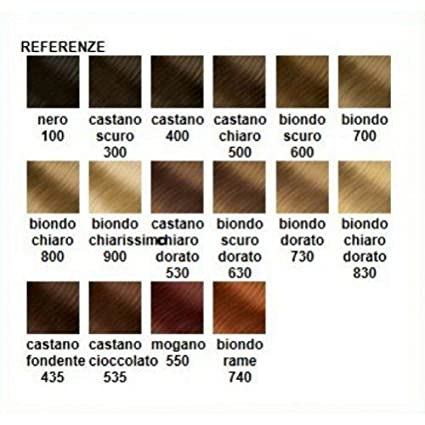 Euphidra Tinta Color Pro 700 Colorazione Permanente senza ammoniaca BIONDO   Amazon.it  Bellezza d3ecc69c116a