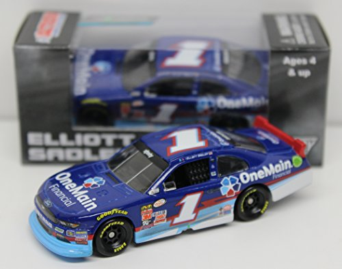 Elliott Sadler  No  1 Onemain Financial  1 64 Scale 2015 Nascar Xfinity Series  Die Cast