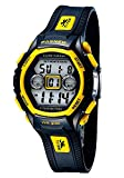Waterproof Boys/Girls/Kids/Childrens Digital Sports Watches for 5-12 Years Old (yellow)