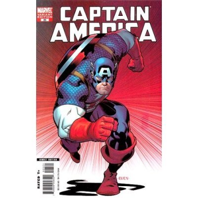 Epting Cover - Captain America #25 Death of a Legend (Comic) First Printing Variant Cover By Ed Brubaker (Author), Steve Epting (Illustrator)
