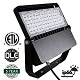 AntLux LED Flood Light 150W, Super Bright Stadium Lights, Outdoor Parking Lot Shoebox Arena Perimeter and Security Lighting fixture, (800W Equivalent), 18000LM, 5000K, IP66 Waterproof LED Floodlight
