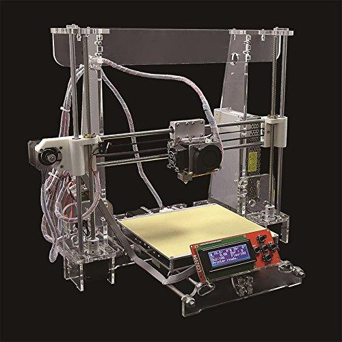 3d impresora kit de bricolaje anet-a8-t filamento impresora ...