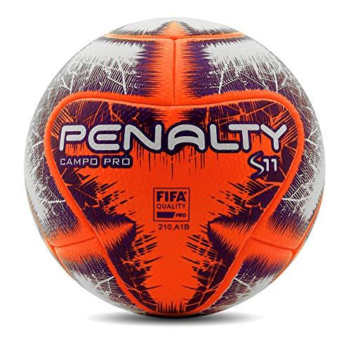 Bola Campo S11 Pro IX Penalty 69,5 cm Laranja