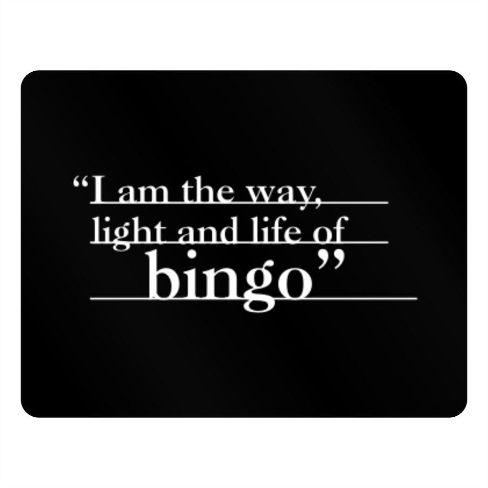 Teeburon I am the way, light and life od Bingo Horizontal Sign
