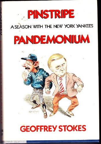 [Pinstripe Pandemonium: A Season With the New York Yankees] (Canada Collectible Pin)