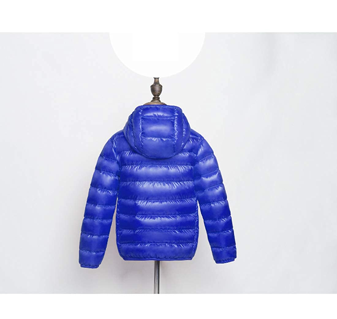 Fairy Baby Winter Jackets for Toddler Girls Kids Candy Color Lightweight Puffer Down Coats