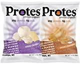 Protes Protein Popcorn Variety Pack 10 Grams of Protein Gluten Free NON GMO (8 Count) Review
