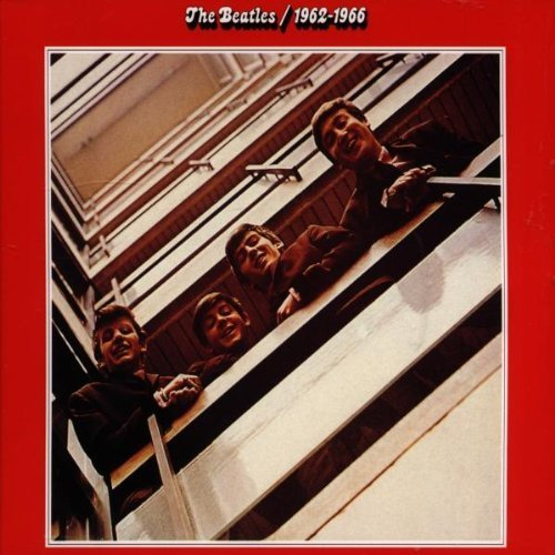 1962-1966 (The Red Album) by Beatles (1993) Audio CD