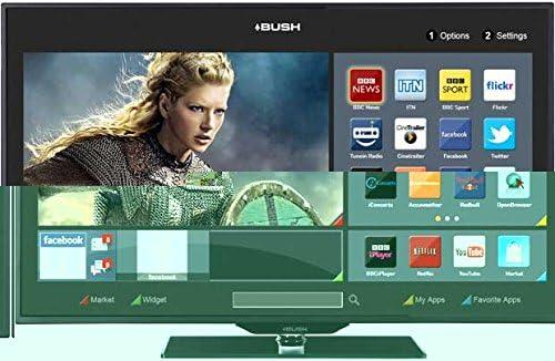 Bush 50 pulgadas Full HD TDT HD TV LED 3D inteligente.: Amazon.es: Juguetes y juegos