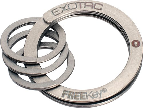 Exotac Freekey System Item No. 002825
