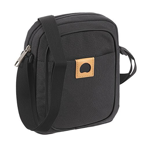 Delsey Montholon Shoulder Bag 18 cm anthrazit by Delsey