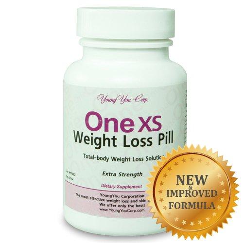 One XS (X-Force) - Pilules de perte de poids. Aucune prescription n'est nécessaire. Résultats éprouvés rapide. Poids Garantie Perte. 30ct