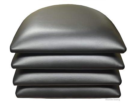 Amazon.com: Cojines o asiento para sillas de madera y bares ...