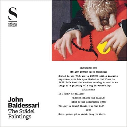 Book John Baldessari: The Städel Paintings