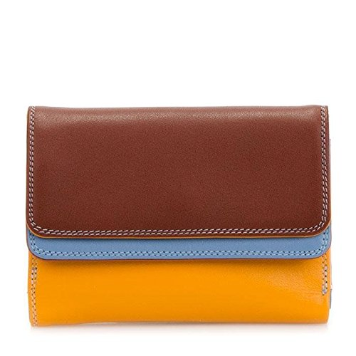 Mywalit Double Flap Purse/Wallet Style # 250 (Siena) (250 Shoulder Bag)