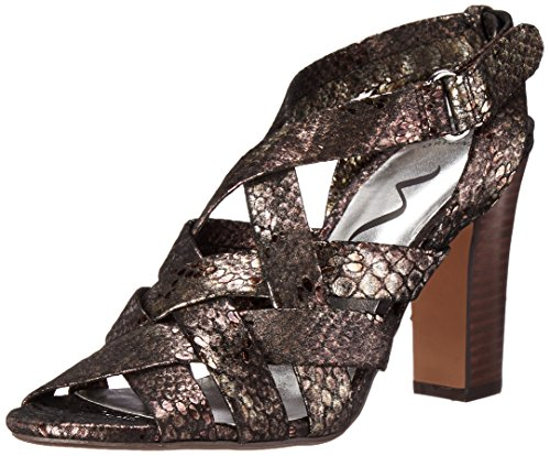 Bronze Women's Original Nina Dress Susanna Sandal B liquid CgaZTxz