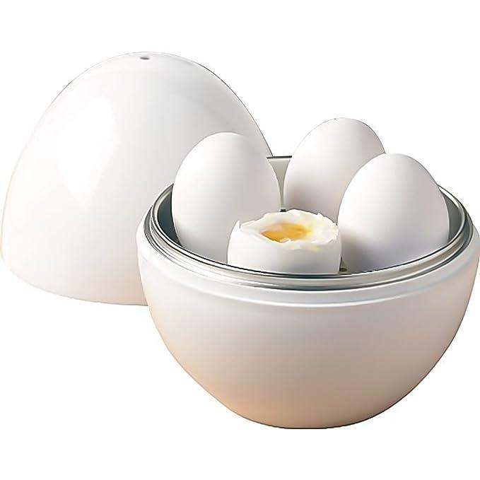 LeGow-Huevera de-Olla para cocer huevos al microondas y ...