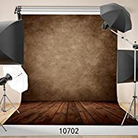 WOLADA 10X10ft Retro Abstract Photography Background Thin Vinyl Vintage Photo Backdrop Studio Props 10702